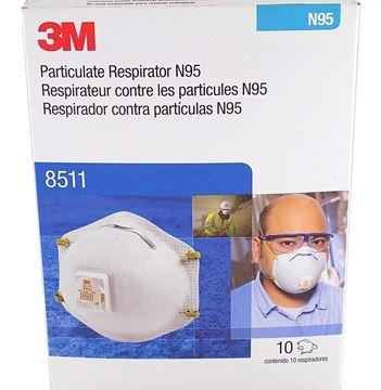 Image de 3M8511 Masque à poussière