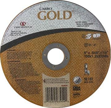 Meule à couper 6 x 0.45 x 7/8 GOLDCUT