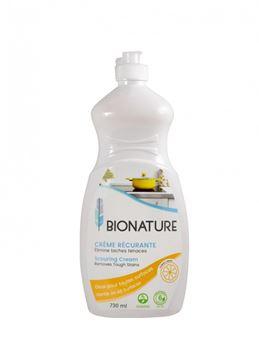 Image de Bionature crème récurante bionatue aux agrumes