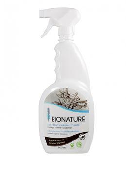 Image de Bionature lustrant chrome et inox BIO-302
