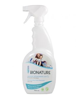 Image de Bionature mousse détachante Oxy BIO-572