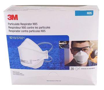 Image de 3M9210 Masque à poussière