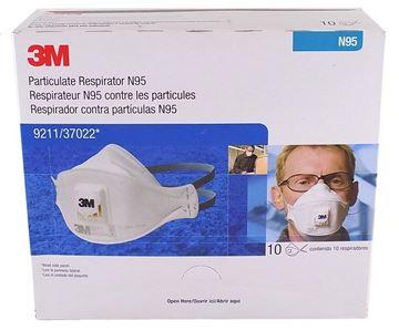 Image de 3M9211 Masque à poussière