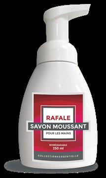 Image de Savon moussant pour les mains Rafale