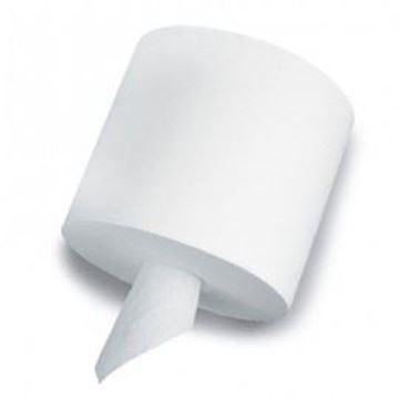 Image de Papier à main blanc PACP600
