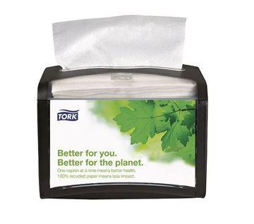Image de Distributeur sur table de serviettes