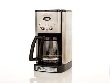 Image de Cafetière programmable Brew Central de 12 tasses Cuisinart | DCC-1200C