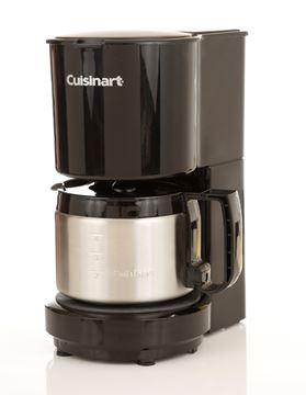 Image de Cafetière 4 tasses Cuisinart | DCC450BKC