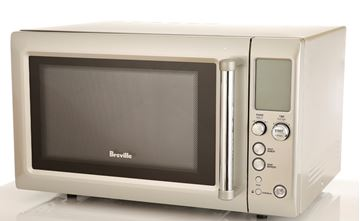 Image de Micro ondes Breville The Quick Touch™ Compact | BMO734BSS
