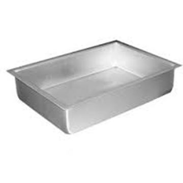 "Moule à Gâteau Rectangle 11""X15""x3"" en alluminium Fat Daddio's"