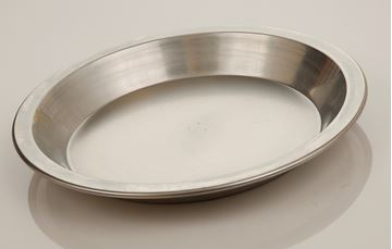 "Assiette à tarte 7"" aluminium Johnson-Rose | 64503"