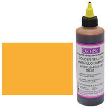 Premium Airbrush Couleur Orange de DecoPac | 9651