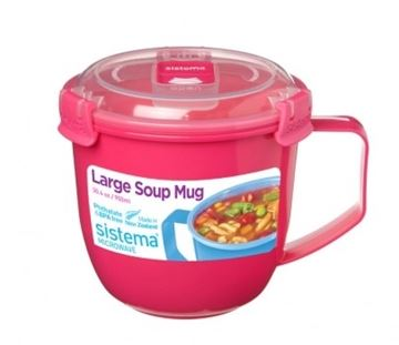Large Soup Mug Sistema To Go | 21141R