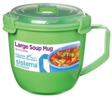 Large Soup Mug Sistema To Go | 21141V