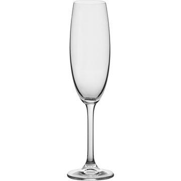 Ens. de 4 flûtes à champagne SAVOUR 220 ml Trudeau |  TRUD 4900824
