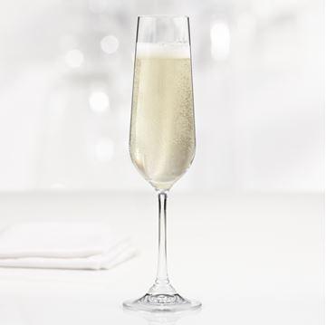 Ens. de 4 flûtes à champagne SPLENDIDO 200 ml Trudeau |  TRUD 4900834