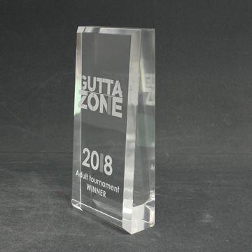 gutta zone -wedge clair - gravure