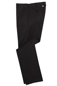 Image de Pantalon de travail taille basse noir  / BIG BILL 2947