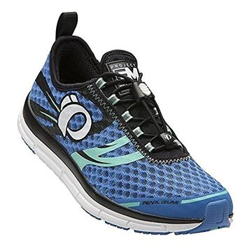 PEARL IZUMI - Chaussures de course sur route et autre - TRI N2V2 F - bleu-noir-vert - femme