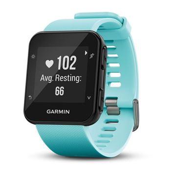 GARMIN - Montre GPS - FORERUNNER 35 - Unisexe - Bleu