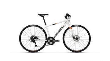 Rocky Mountain - Vélo hybride - RMB RC_30_PERF BIKE - BLANC - SMALL