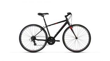 Rocky Mountain - Vélo hybride - RMB RC_10 COMFORT BIKE - NOIR - MEDIUM
