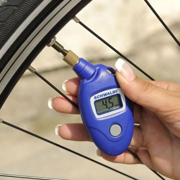 SCHWALBE - Jauge à pneu - AIRMAX PRO