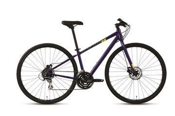 Miele - Vélo hybride - VENETO 2 LA - VIOLET - F - MEDIUM