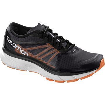 SALOMON - Chaussure de course sur route - SONIC RA - Homme - Noir