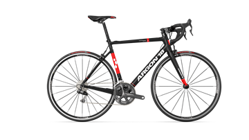 Argon - Vélo de route - KRYPTON - 212B - KIT 4 - 105 MIXTE- NOIR - XSMALL