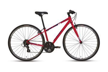 Miele - Vélo hybride - VENETO 1 - ROUGE - SMALL