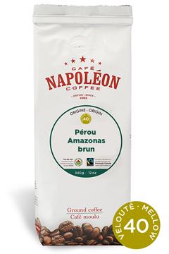 Pérou Amazonas brun
