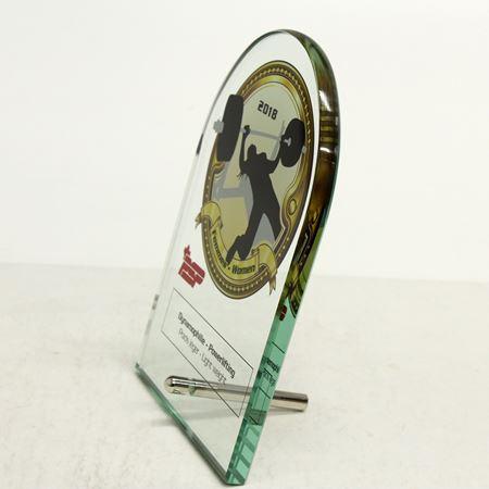 Image de Trophée  - Cristal - GL307