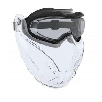 Image de Protecteur facial (combiner lunette) / DYNAMIC EPMK01SHIELD