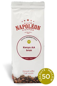 Image de Café Kenya AA brun