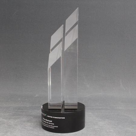 Image de Sur mesure - Trophée Acrylique -  Pro Mach