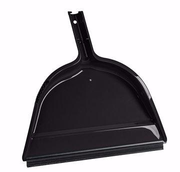"""Image de M2 porte poussière clip on 12""""  noir"""