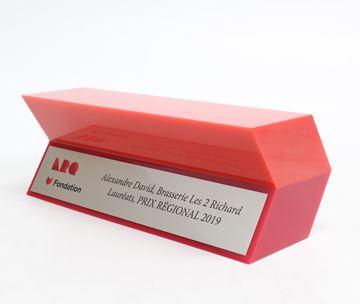 ARQ - acrylique sur mesure