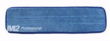 Image de M2 tampon microfibre pour plaquette 18 pouces
