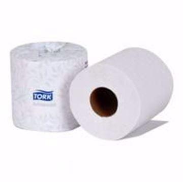 Image de Papier hygiénique Tork 2 plis 500 feuilles  48 rouleaux
