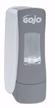 Image de Distributeur GOJO blanc / gris pour 700 ml
