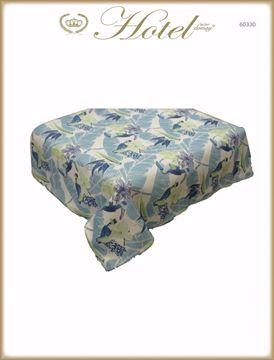 Image de Nappe perroquet turquoise| DOM 5891860330