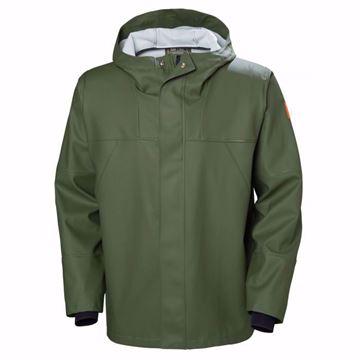 Image de storm rain jacket Helly Hansen vert