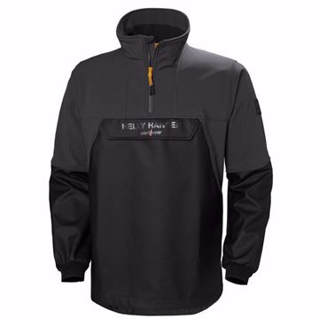Image de Storm Hybrid jacket Hekky Hansen gris