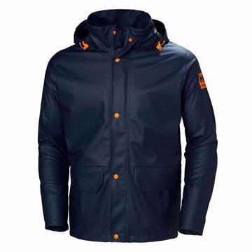 Image de Gale rain jacket Helly Hansen marine/bleu