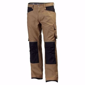 Image de Chelsea work pant Helly Hansen timber/brun