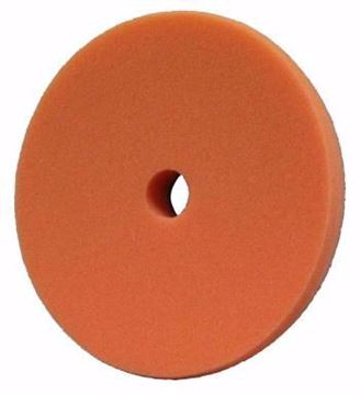 Image de Pad  épic orange foam médium duty 3'' orbitral  4 / paquet