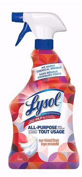 Image de Lysol désinfectant nettoyant tout usage sun-kissed 650 ml