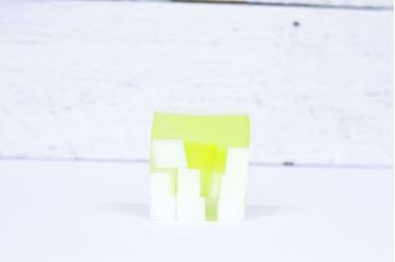 Image de Savon à la glycérine poire glacée 150gr (Flora)