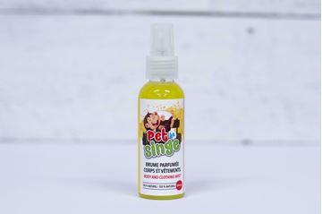Image de Pet de singe brume parfumée corps et vêtements 100 ml (Flora)